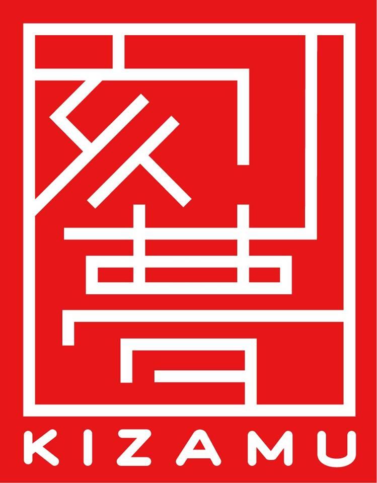 ハイエースの盛り込む刻夢KIZAMUのロゴ