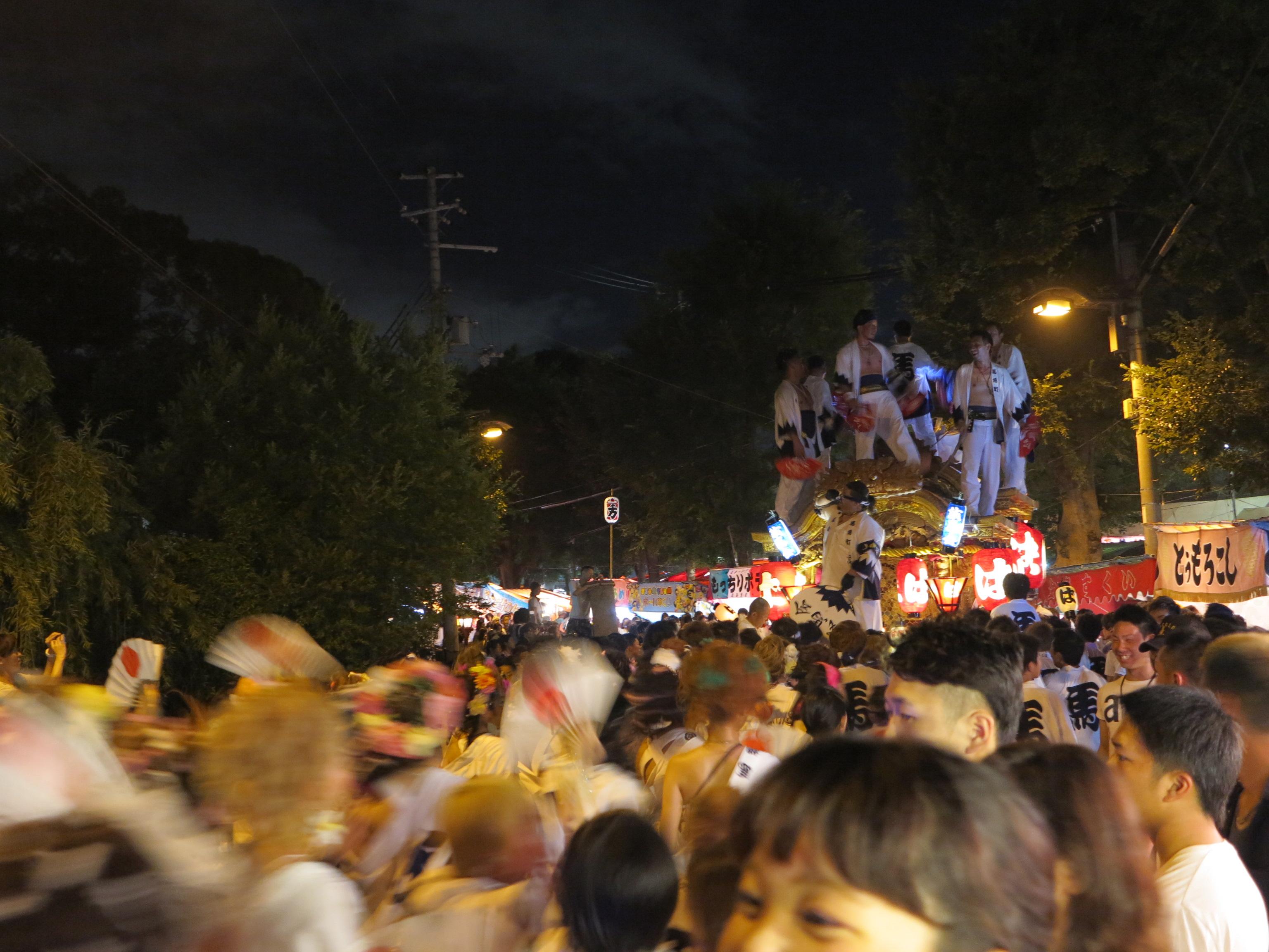 木札な夏!・・・お祭り好きにはたまらん夏!!