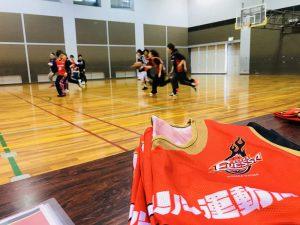 大阪エヴェッサ「ママさんバスケ教室」第2回目、次回は4月9日開催!!
